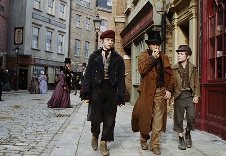 Oliver Twist movie