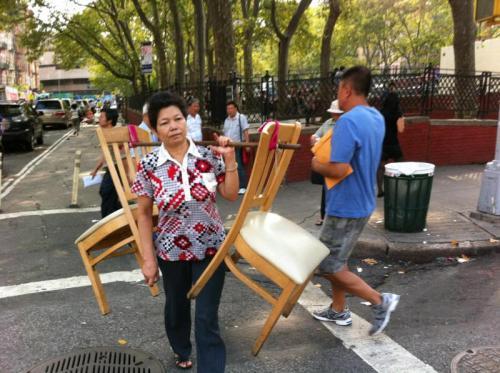 Chinatown Chairs